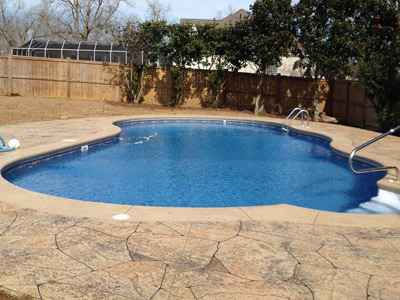 Kaiser Pools Inground Swimming Pool Contractor