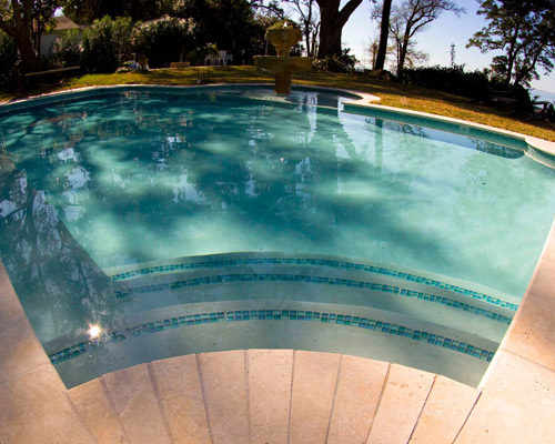View Our Image Gallery Of Beautiful In Ground Swimming Pools